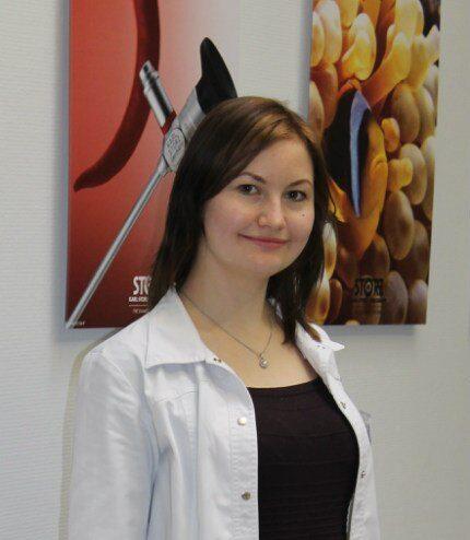 Сания Наилевна